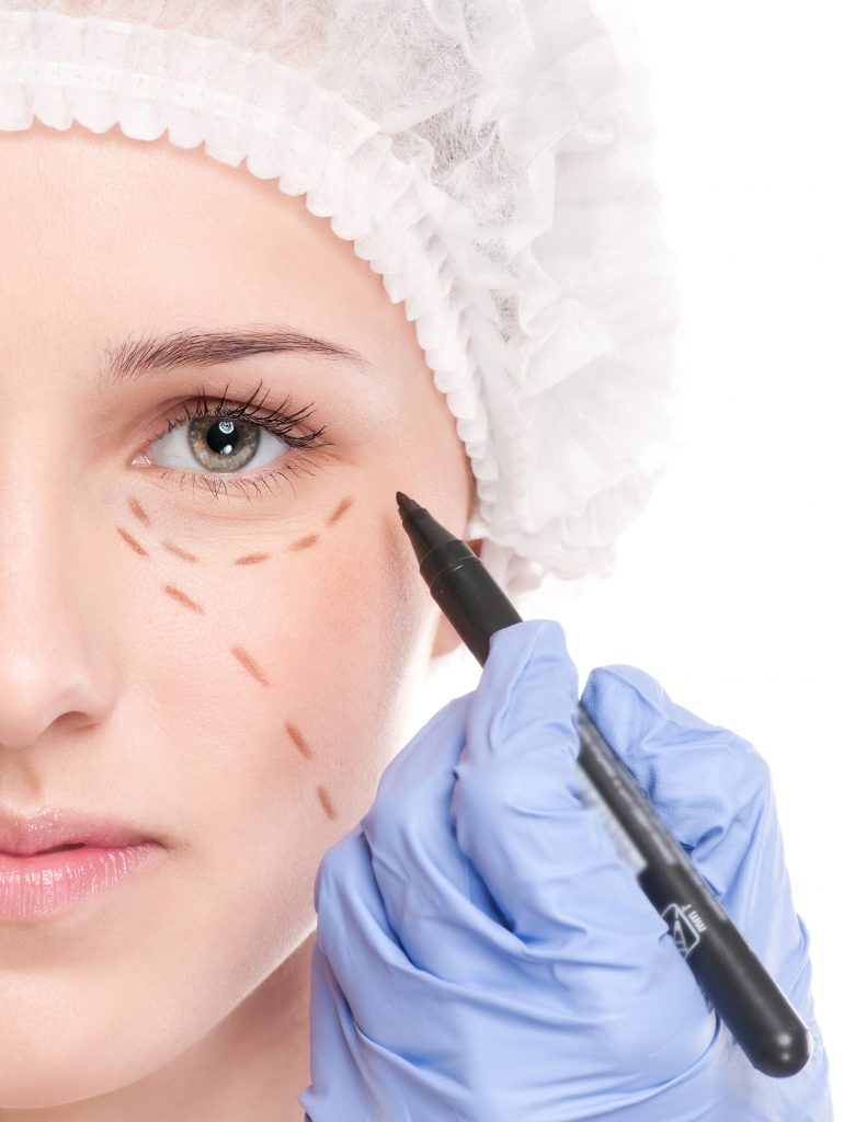 Silmänympäryshoidot
